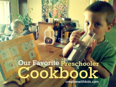 Our Favorite Cookbook for Kids