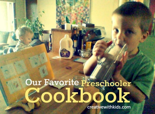 Preschooler Cookbook by Molly Katezen