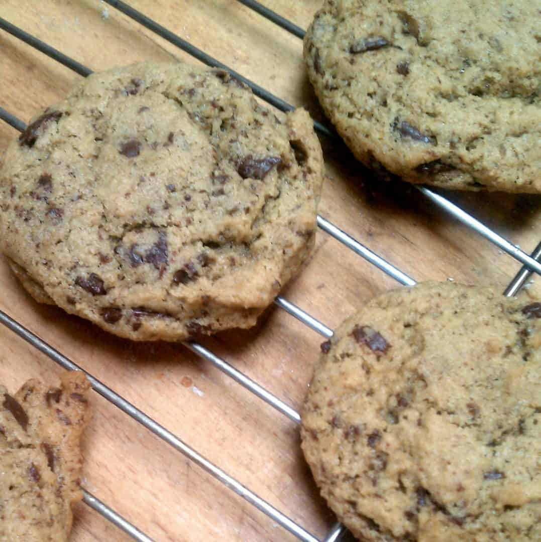 Soft And Chewy Chocolate Chip Cookies Without Eggs