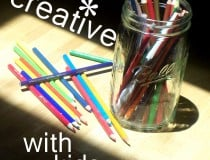Colored Pencils- Creative With Kids