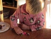 Child Playing Morphology