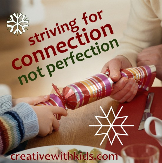 Creating Connection Not Perfection