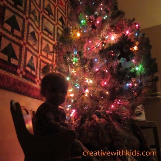 Rocking Under the Christmas Tree