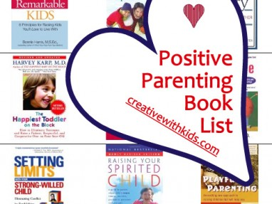 Positive Parenting Book List