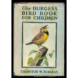 Burgess Bird Book