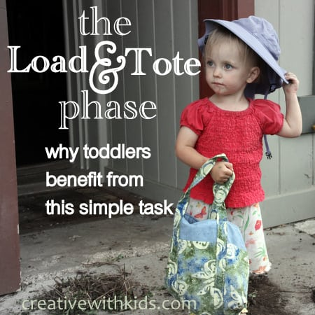 A simple task that toddlers love