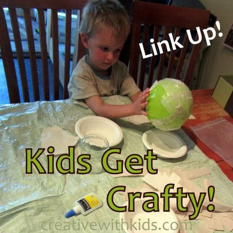 Kids Get Crafty Link Up