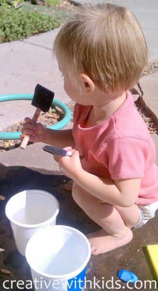 Water play ideas to do with toddlers