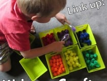 Kids Get Crafty Link Up. Lots of great ideas!