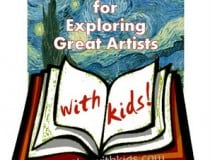 Exploring Great Artists Books for Kids