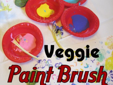 Paint with Vegetables