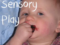 Edible sensory activities for toddlers