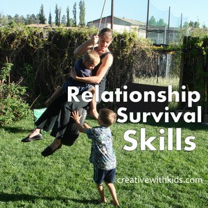 Dealing with parenting rage - relationship survival mode