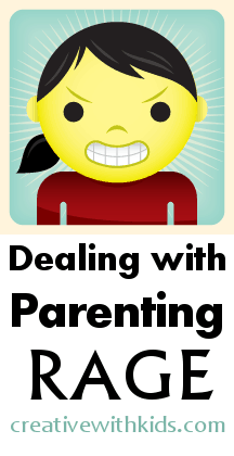 Dealing with parenting rage
