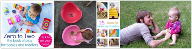 Things to do With Babies and Toddlers EBook Fun