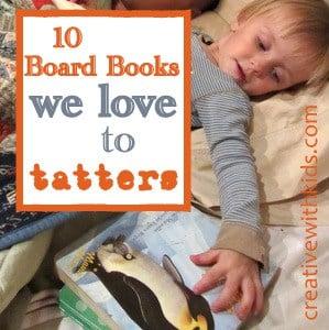 Top 10 Beloved Board Books