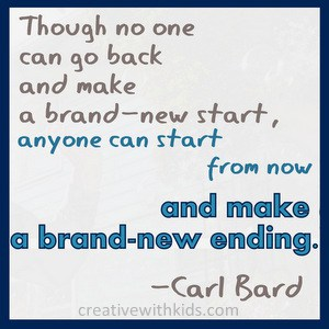 Carl Bard Quote Brand New Ending