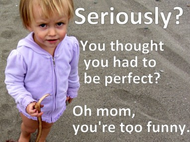 Is the Myth of Perfection Keeping You From Parenting Well?