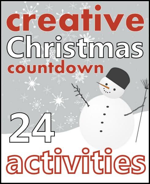 Creative Christmas Advent Calendar