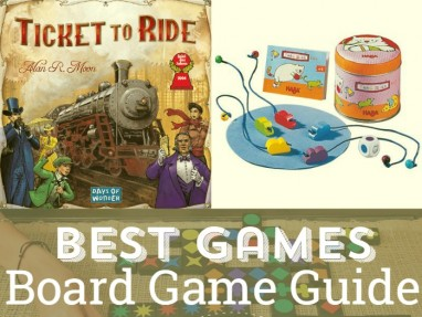 The Best Board Games for Toddlers Through Big Kids