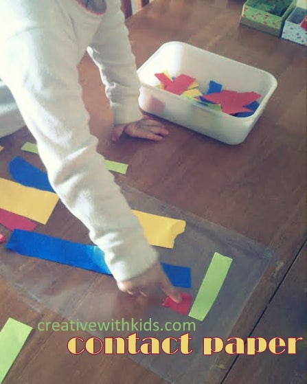 5 Quiet Toddler Activities at the Table
