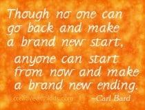 Brand new ending...