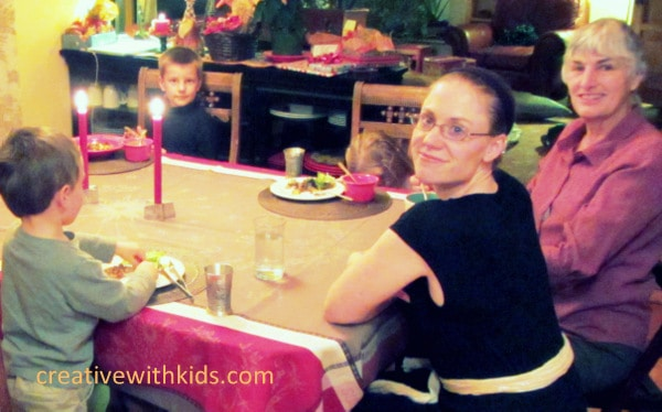 3 Simple ways to include kids in holidays and family celebrations to make them feel really special (3)