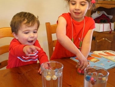 How to set up and make it fun to do activities with multiple ages