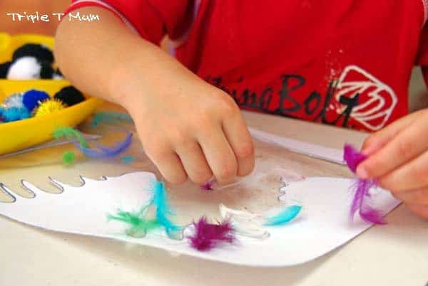 Magpie Book Activity - top four activities for young kids to do together