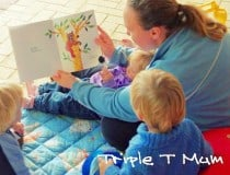 How to do activities with a group of toddlers