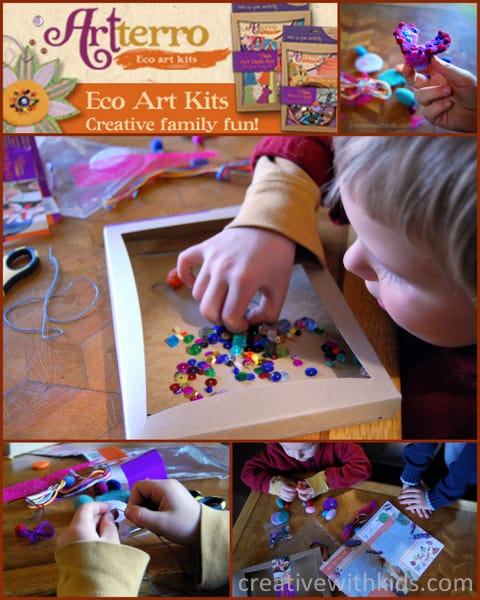 Creative Art Kits good for older kids - Artterro