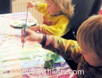 preventing kid arguements during crafts