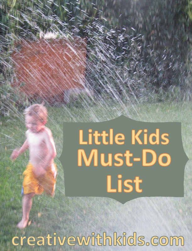 All the most fun activities for kindergarteners