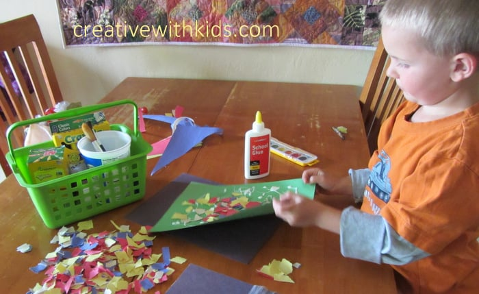 Best Activities for Kindergarteners - Making and Creating