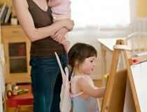 How to slip in art and creativity in a very busy family schedule (1)