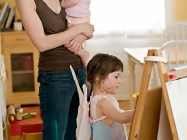 How to fit art and creativity into your everyday busy life – an interview with The Artful Parent