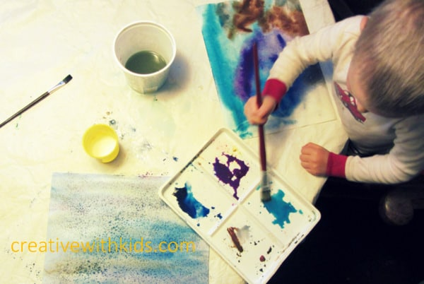 How to slip in art and creativity in a very busy family schedule (5)