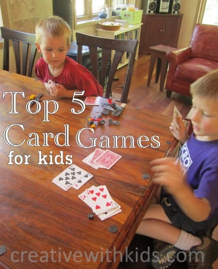 5 card games that are great for ten minute fun times with your kids (5)