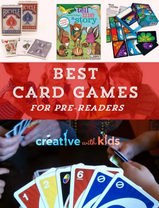 Best Card Games for Young Kids that Everyone will Love