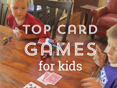 Favorite Card Games for Kids