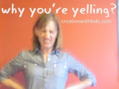 Is this why you're yelling at your kids?