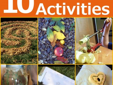 10 Fun Fall Activities in Your Backyard