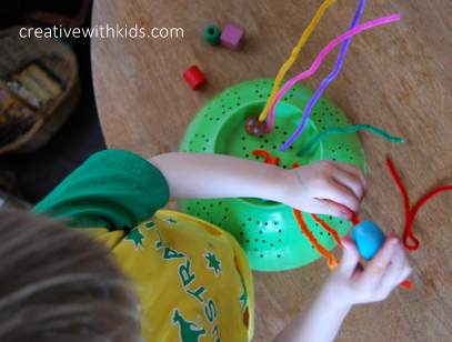 15 Ideas for Preschool Independent Play
