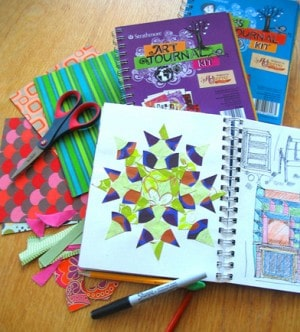 Art Journal Kits from Artterro