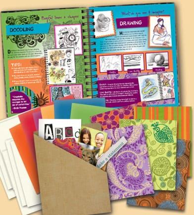 Artterro Art Journal Kits
