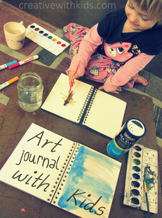 Art Journaling for Kids (1)