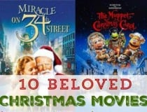 Great Chrismtas movies for a family movie night