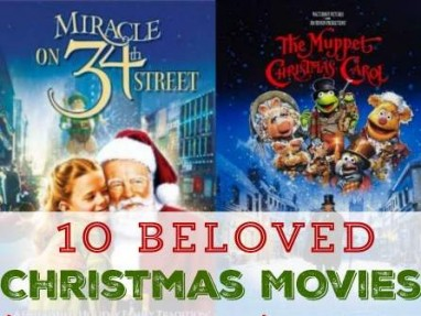 10 Great Christmas Movies for Kids of All Ages