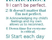 Parenting Truth - a Reminder - Printable