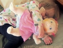 Terrified of the stop - lessons of watching a young child sleep